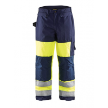 1883 Blåkläder Winterbroek High Vis