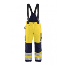 1885 Blåkläder Winterwerkbroek High Vis
