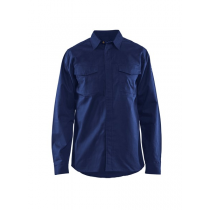 3226 Blåkläder FR overhemd