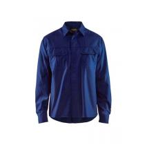 3227 Blåkläder Overhemd vlamvertragend