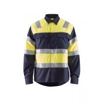 3228 Blåkläder FR overhemd High Vis