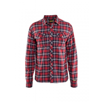 3299 Blåkläder Overhemd