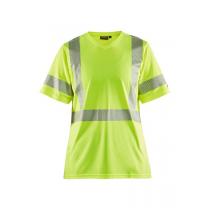 3336 Blåkläder Dames T-Shirt High Vis