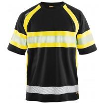 3337 Blåkläder T-shirt HI-VIS
