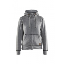 3373 Blåkläder Dames Hooded Sweatvest