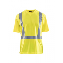 3382 Blåkläder UV Poloshirt High Vis