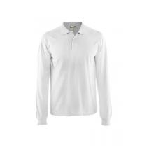 3388 Blåkläder Poloshirt lange mouw