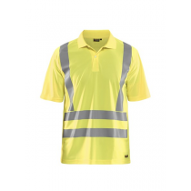 3391 Blåkläder UV Poloshirt High Vis