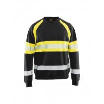 3359 Blåkläder Sweater HI-VIS