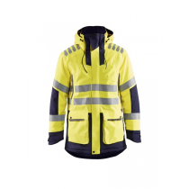 4469 Blåkläder High Vis Parka Evolution