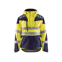 4490 Blåkläder Shell Jack Evolution High Vis