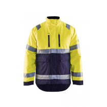 4827 Blåkläder Winterjas High Vis