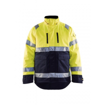 4828 Blåkläder Winterjas High Vis
