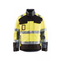 4851 Blåkläder Winterjas High Vis