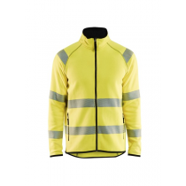 4922 Blåkläder Gebreid Vest High Vis