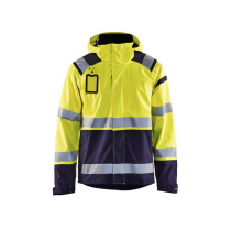 4987 Blåkläder Shelljack High Vis