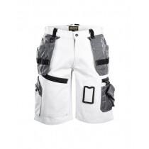 1512 Blåkläder korte broek X1500 wit