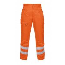 044460 Hydrowear Winter Trouser Beaver Andorra EN471 RWS