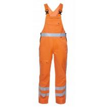 048465 Hydrowear Bib Trousers Beaver Assen EN471 RWS(Orange or Yellow)