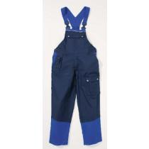 048494 Hydrowear Bib Trouser Gouda Navy/Royal blue