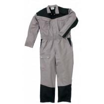 048492 Hydrowear Coverall Greenock Grey/Black