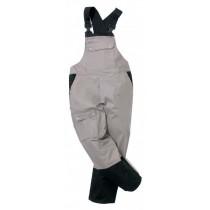 048493 Hydrowear Bib Trouser Grenoble Grey/Black