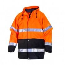 072390 Hydrowear Parka Unna Simply No Sweat EN 471 (Orange or Yellow)