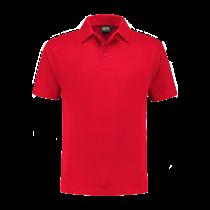 PO200 Indushirt Polo-shirt 60/40 kat/pol Rood