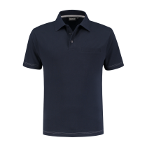 PS200 Indushirt Polo-Shirt 60/40 kat/pol Marine