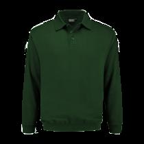 PSO 300 Indushirt Sweater 60/40 kat/pol Groen