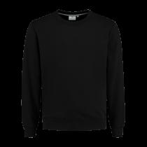 PSO 300 Indushirt Sweater 60/40 kat/pol Zwart