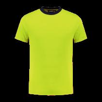 TS180 Indushirt T-Shirt 100 kat Lime/Marine