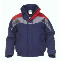 04026018 Hydrowear Jacket Kilmarnock Simply No Sweat Navy/Red