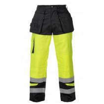 Hydrowear Trouser Multi CVC FR AST Hi-Vis Mallorca Yellow
