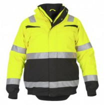 Hydrowear Winterjacket Multi CVC FR AST/Hi-Vis March