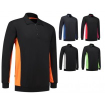 TRICORP POLOSWEATER BICOLOR (302003)