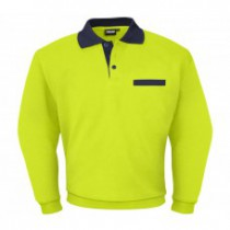 PSW300 Indushirt Polosweater 60/40 pol/kat div. kleuren
