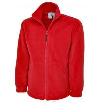 Uneek UC601 Premium Full zip micro fleece jacket div. kleuren
