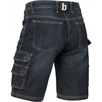 Brams Paris Short Ruben Worker Fit 4.359/A82