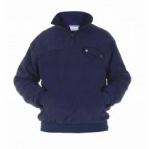 04025993 Hydrowear Fleece sweater Thermo Line Toronto Navy