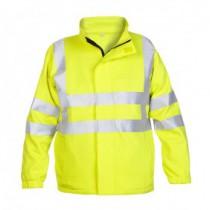 06700FY  Hydrowear Waal Fleece vest RWS FRAST Geel